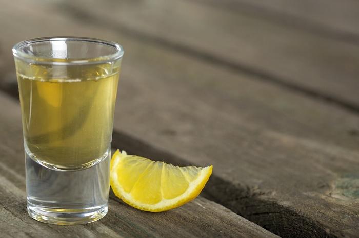 mejorar la digestión shots de vinagre