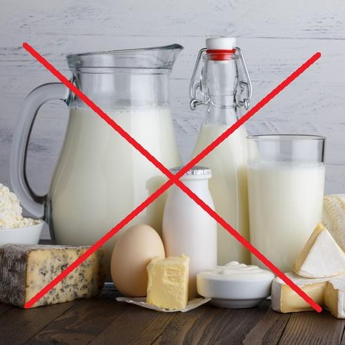 sin huevo leche lácteos dieta de eliminación
