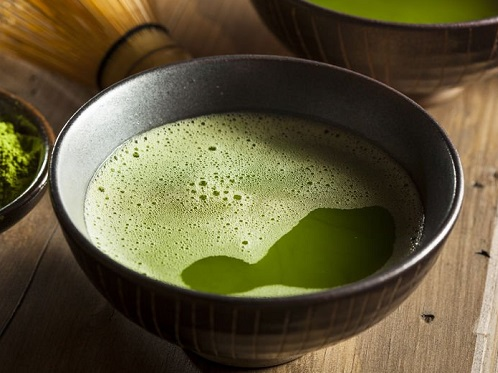 te verde metabolismo