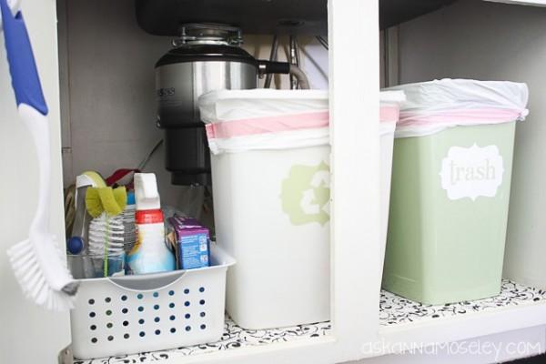 limpieza organizada