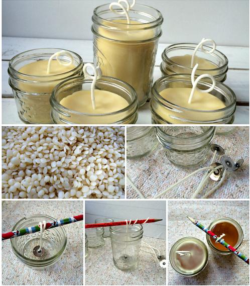5 manualidades que se pueden hacer con cera de abejas 3