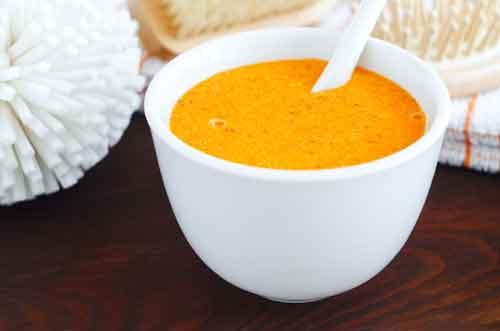 Mascarilla-de-zanahoria-y-yogurt