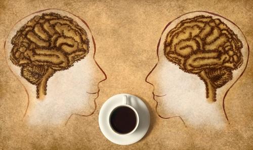 cambios cerebro adicción a la cafeína