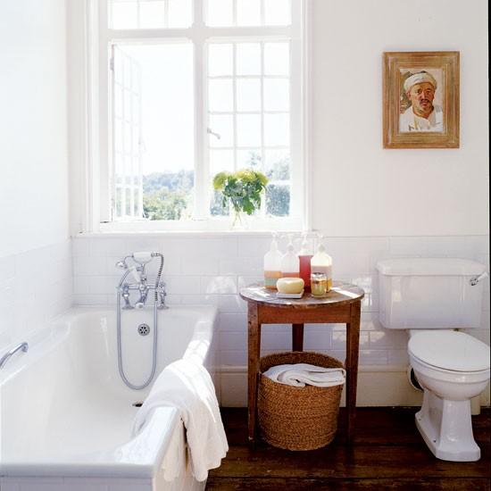 baño estilo feng-shui