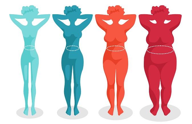 consecuencias del aumento de peso