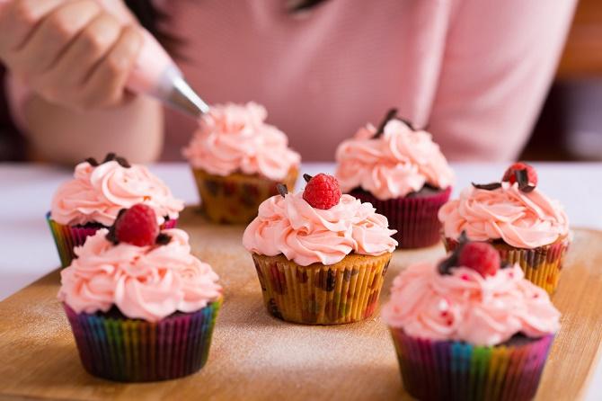cupcakes panquecitos