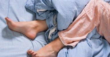 hormigueo en las piernas