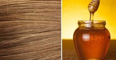 Las máscaras a la caída de los cabello del huevo y la miel