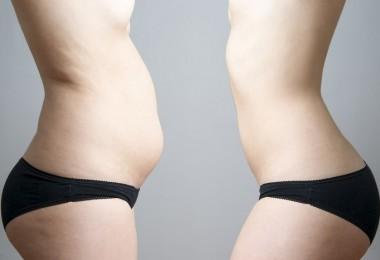 panza vientre grasa abdominal
