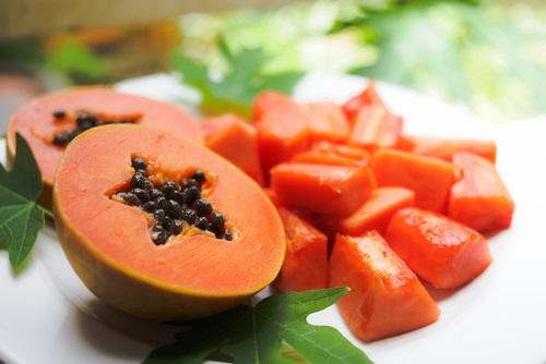 papaya aliviar la gastritis