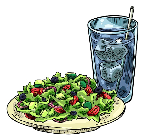 prevenir la diabetes con dieta saludable
