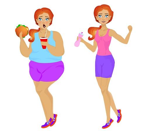 prevenir la diabetes bajando de peso