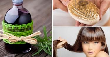 remedios naturales para mantener el cabello saludable