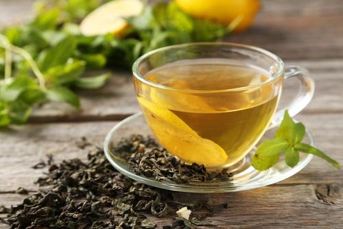 té verde para quemar calorías