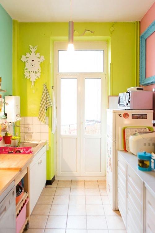 cocina moderna fluo