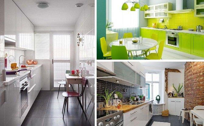 Cocinas modernas y peque as para inspirarte for Cocinas en espacios reducidos fotos