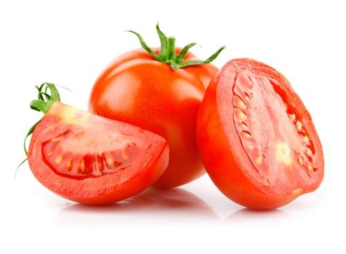 Mascarilla de limón y tomate