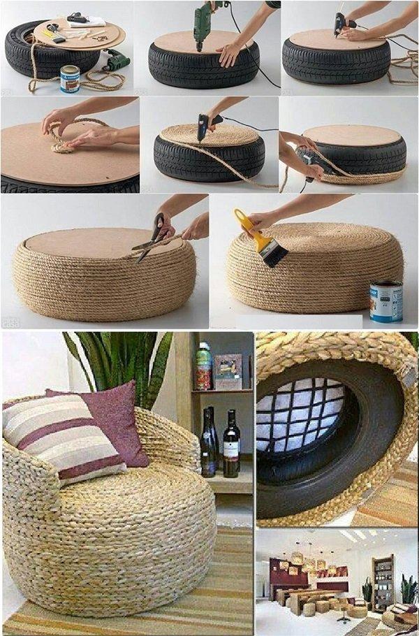 Diy decoraci n con manualidades para el hogar for Productos de decoracion para el hogar