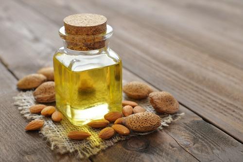 aceites esenciales de almendras