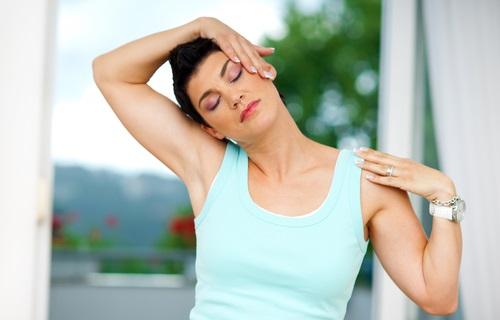 ejercicios para eliminar la flacidez del cuello