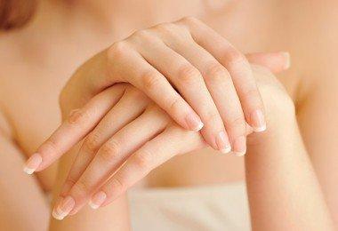 eliminar arrugas en las manos