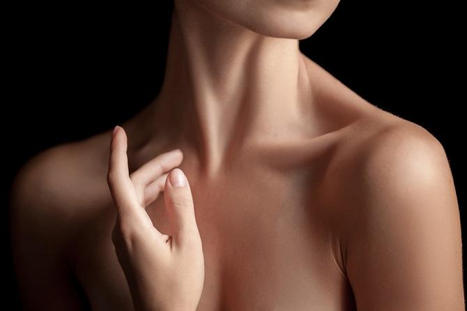 evitar la flacidez del cuello