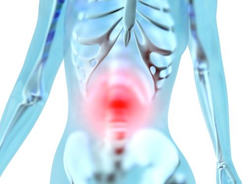 flatulencias o gases y el dolor en el vientre