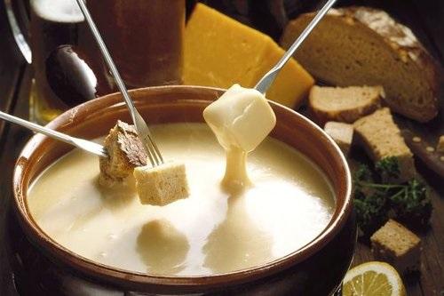 fondue alimentos que pueden engodar las caderas