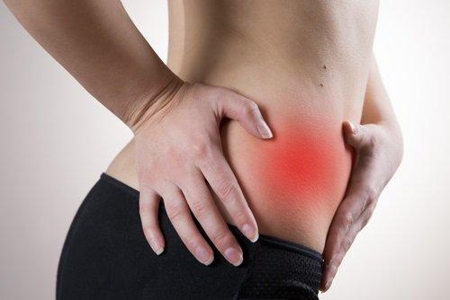la hinchazón abdominal deficiencia de omega 3