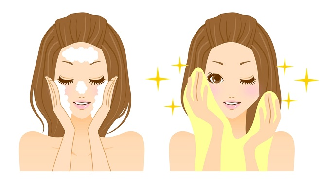 limpiador facial casero para rejuvenecer la piel