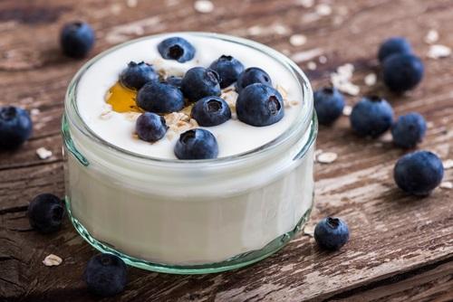 los beneficios del yogur