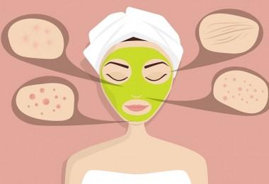 pepino para la piel del rostro