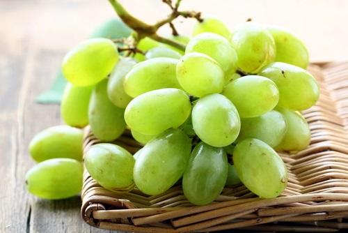 uvas para las arrugas del rostro