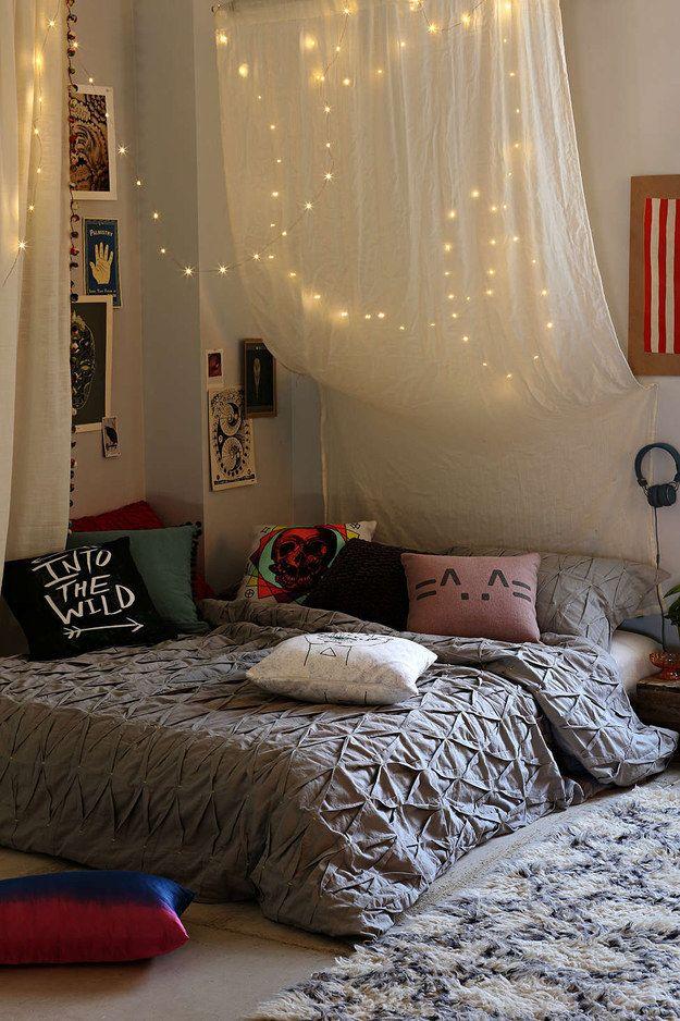estilos de camas juveniles