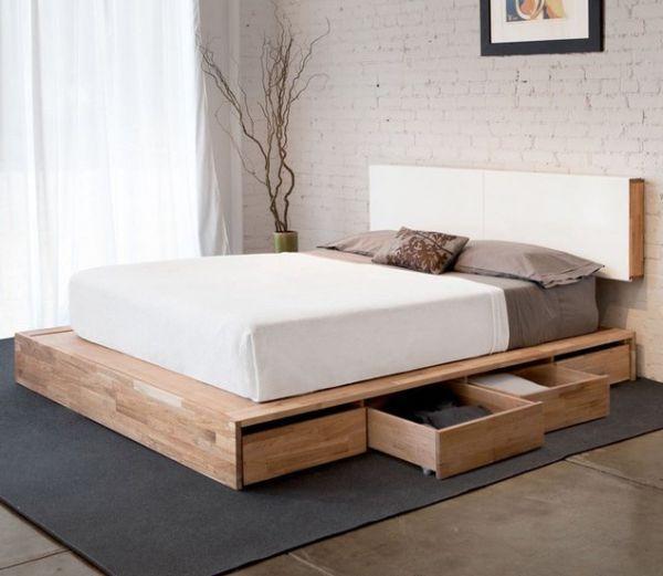 camas estilo moderno
