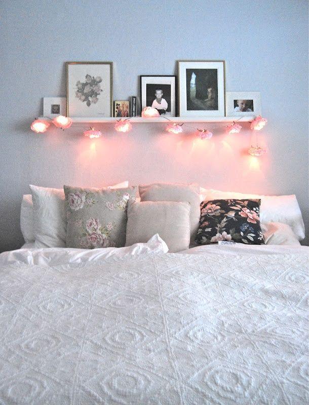 estilos románticos en cama