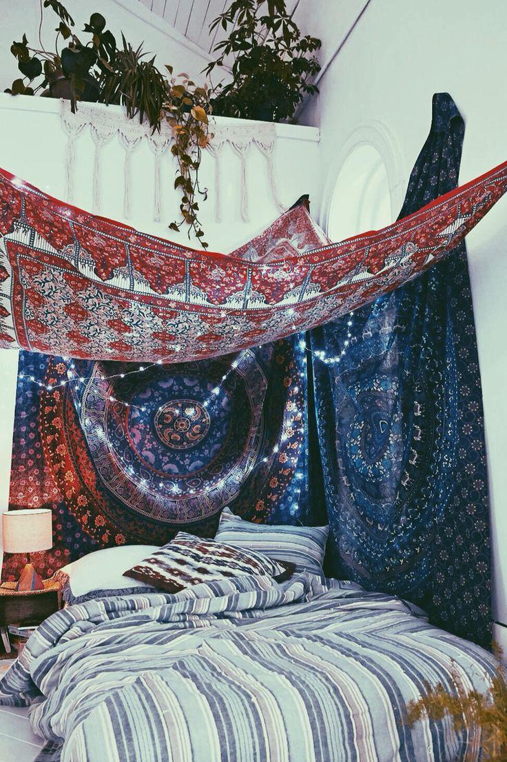 estilo de cama oriental