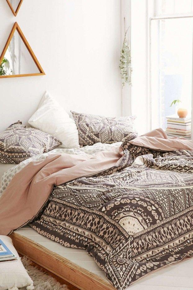 cama estilo oriental