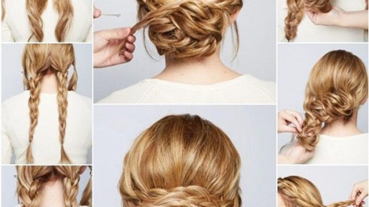 Peinados Para Fiestas Rapidos Y Faciles