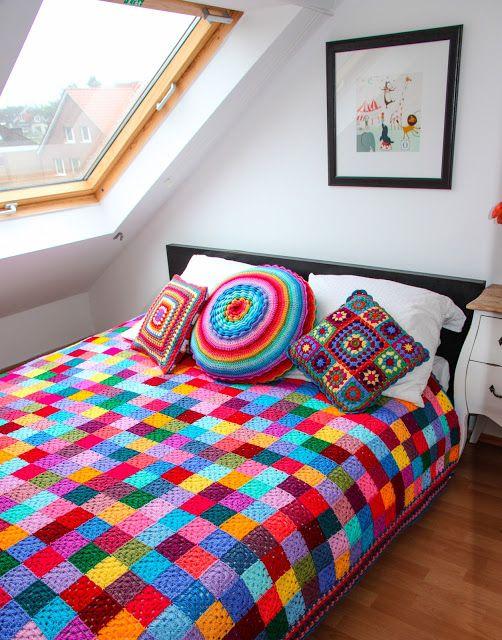 estilos de camas con color
