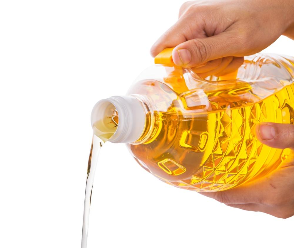 Vegetabilsk olie inflammatorisk mad