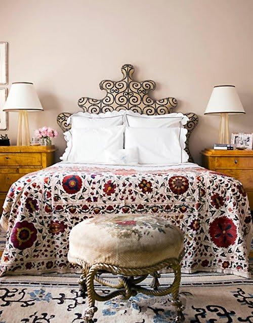cama ecléctica