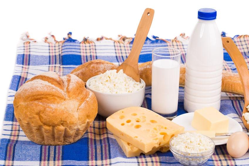 alimentos inflamatorios Lácteos