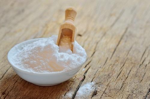 bicarbonato de sodio para exfoliar los labios
