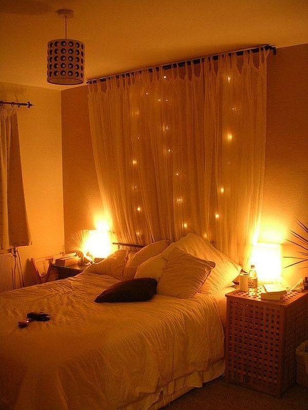 cama estilo romántico
