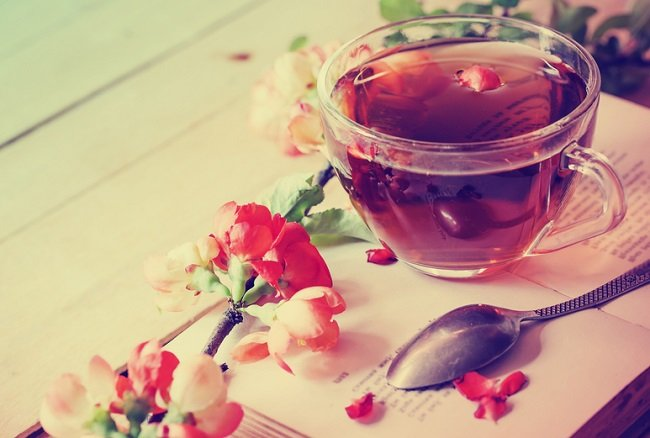 infusión té de rosas rostro perfecto
