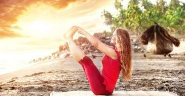 posturas de yoga para reducir la grasa del vientre