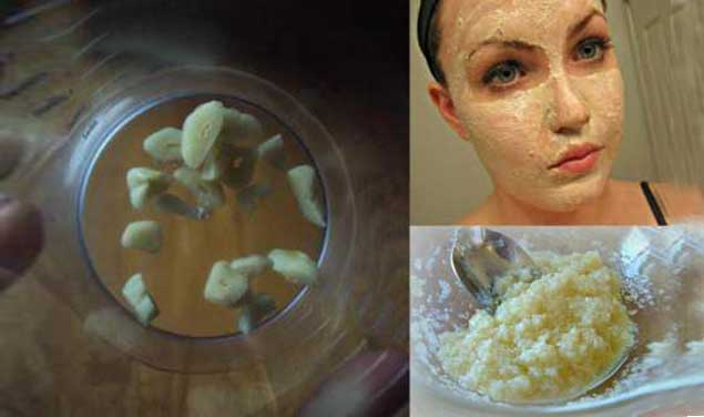 remedio con ajo para rejuvenecer la piel del rostro