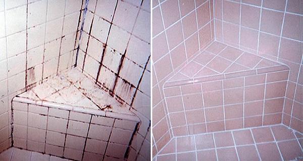 limpiar los azulejos permanentemente