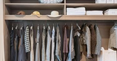 Quitar el mal olor y la humedad del closet y armarios con arroz